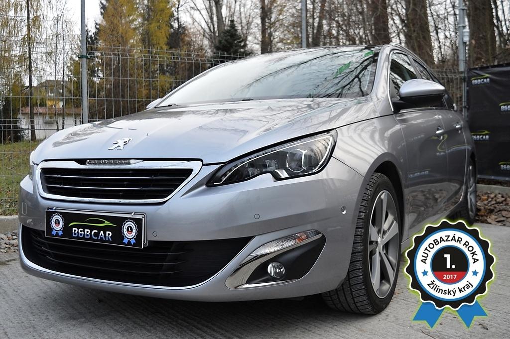Peugeot 308 II 2.0 BlueHDi Allure