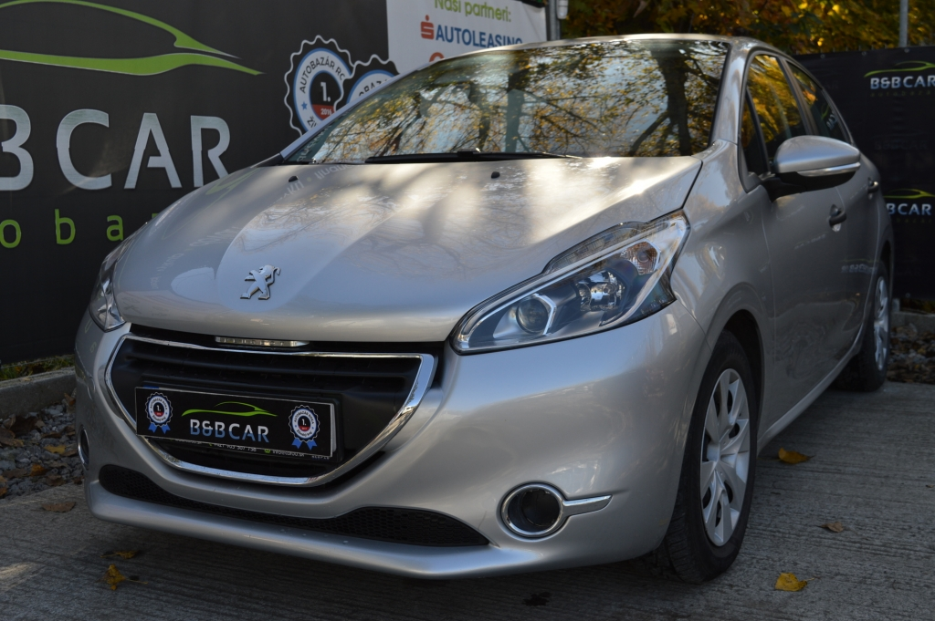 Peugeot 208 1.4 HDI 50kW
