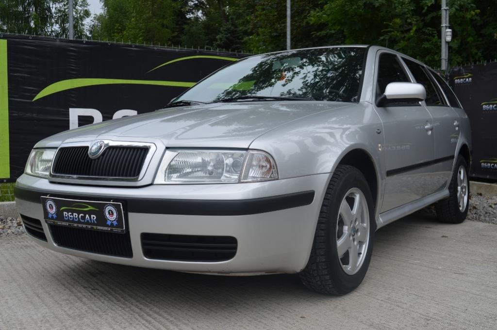 Škoda Octavia Combi 1.9 TDI AMBIENTE