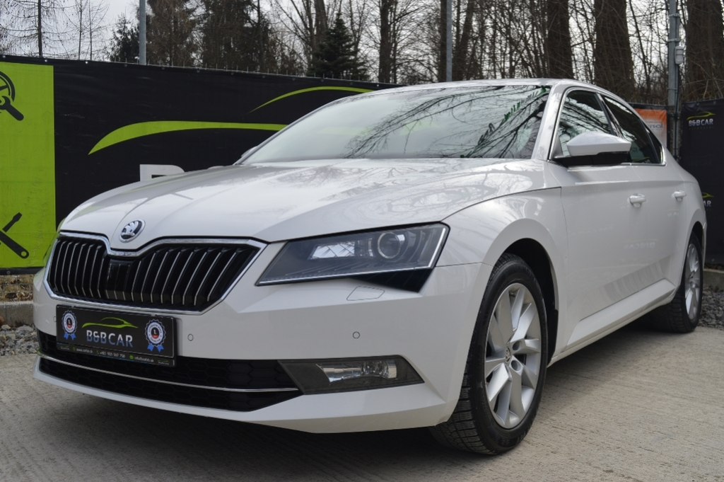 Škoda Superb 2.0 TDI Elegance