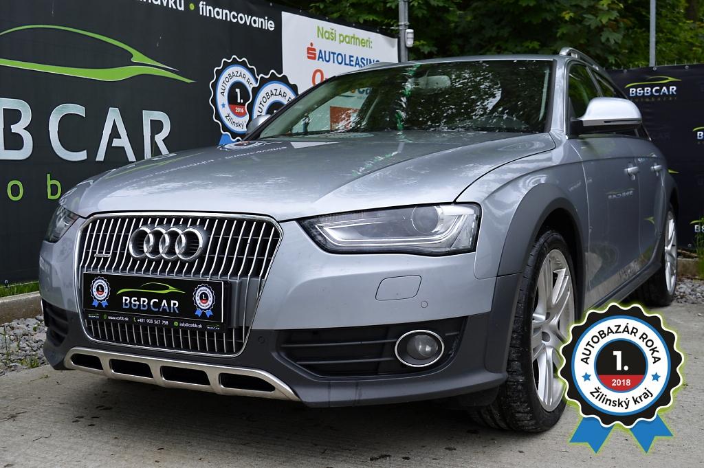 Audi A4 Allroad 3.0 TDI 180kW