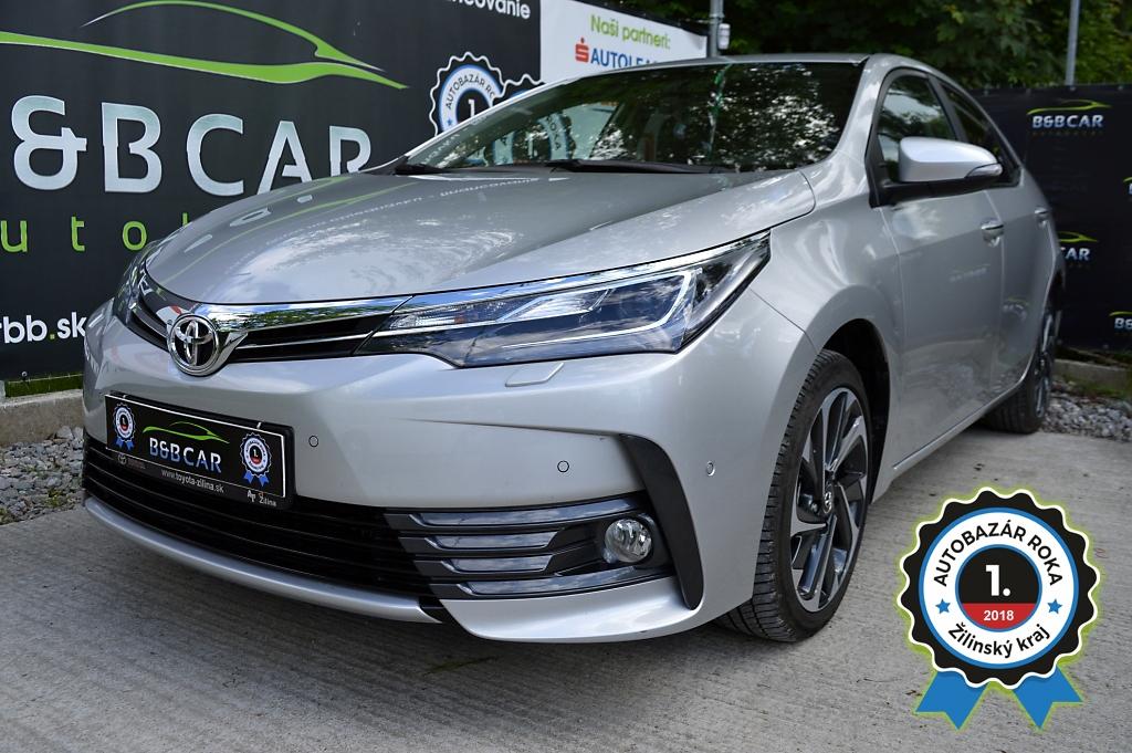 Toyota Corolla 1.6 Executive 97 KW