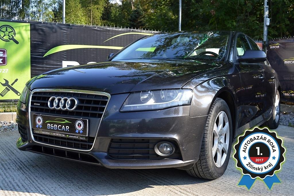 Audi A4 2.0 TDI Quattro Komfort