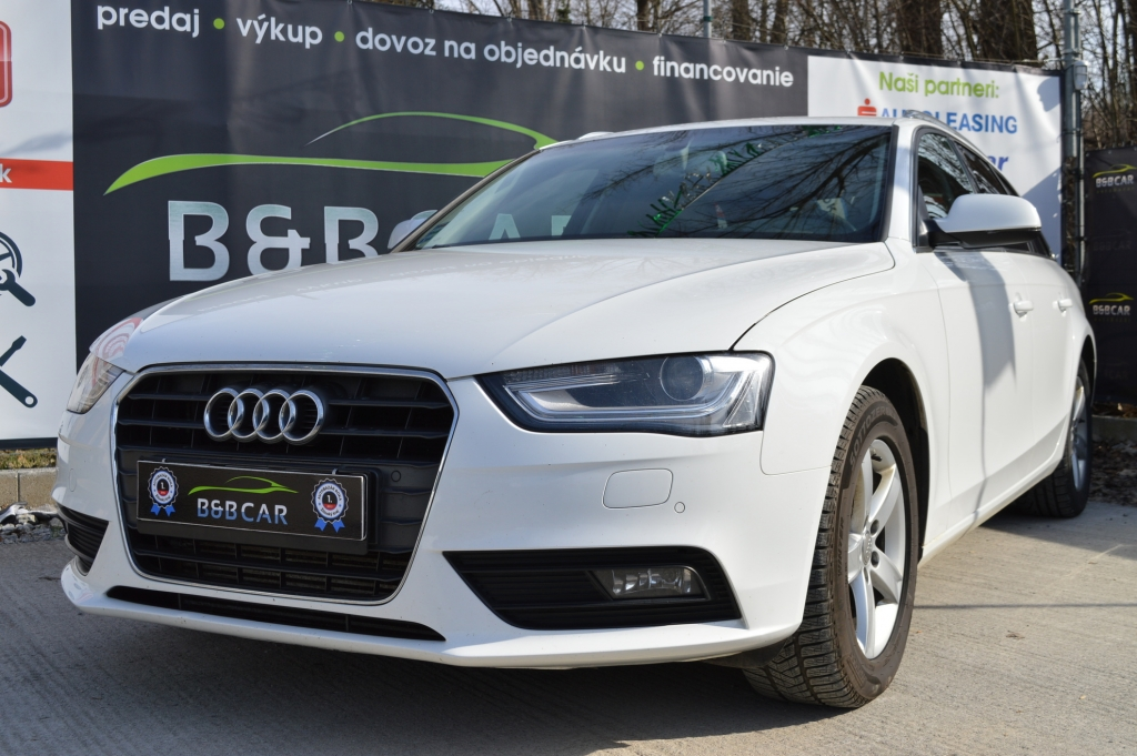 Audi A4 Avant 2.0 TDI 105kW