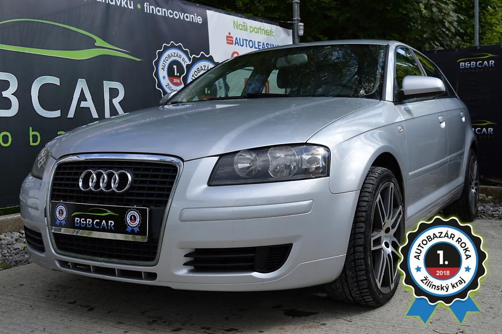 Audi A3 2.0 TDI 103 kW