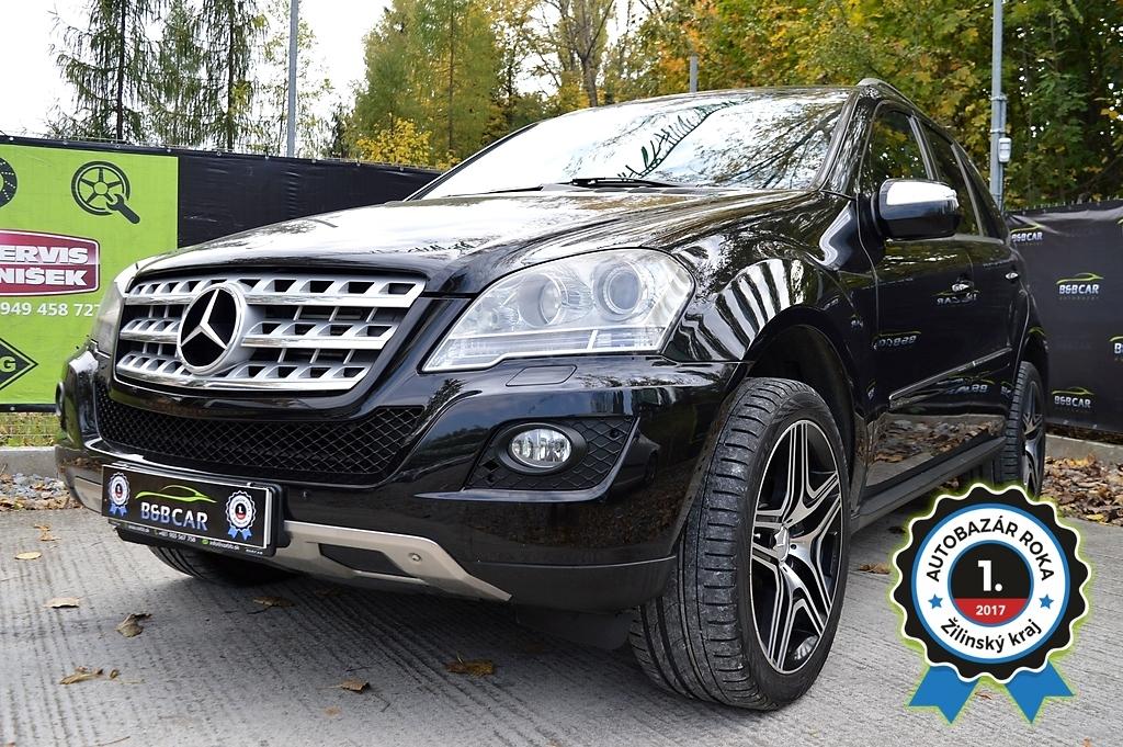Mercedes M trieda ML320 CDI 4MATIC