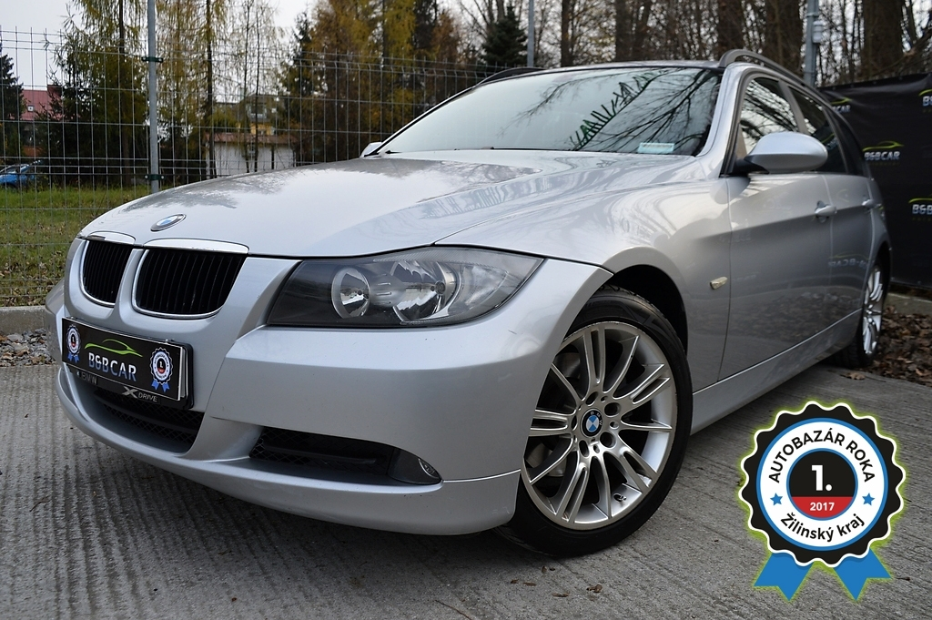 BMW rad 3 Touring 318 d 122k (E91)