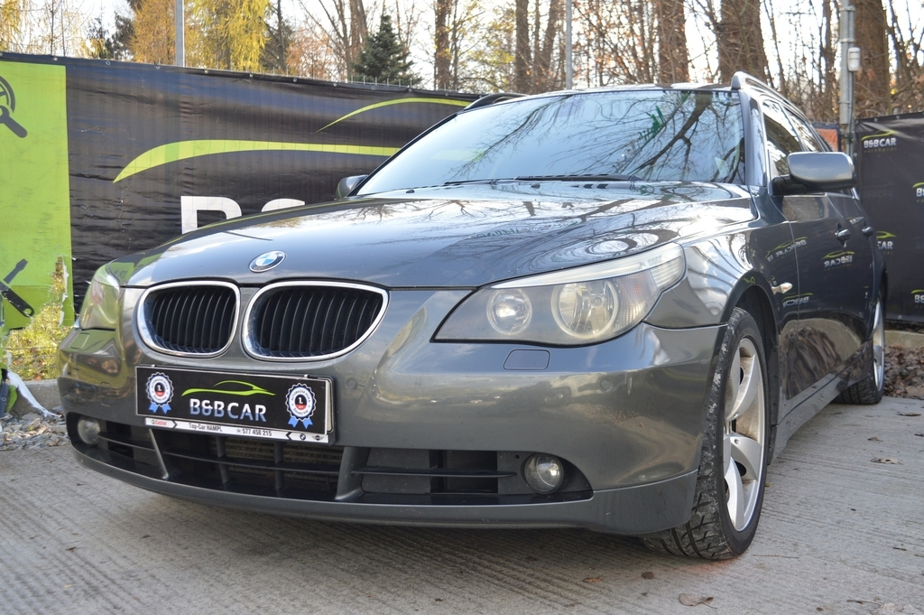BMW rad 5 Touring 525 dT A/T (E61)