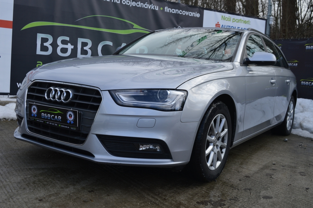 Audi A4 Avant 2.0 TDI 110 kW MULTITRONIC
