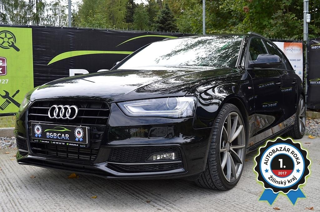 Audi A4 Avant 2.0 TDI S-LINE COMPETITION