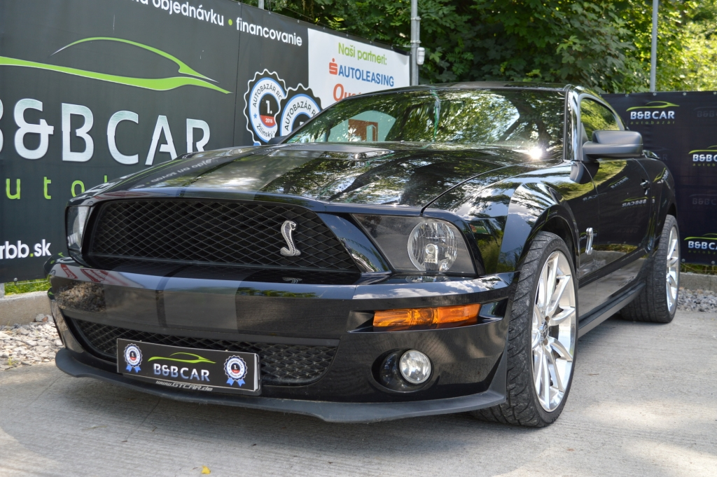 Ford Mustang 5.0 GT SHELBY