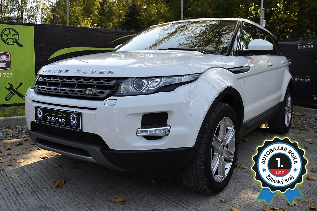 Land Rover Range Rover Evoque 2.2 SD4 DYNAMIC AT9