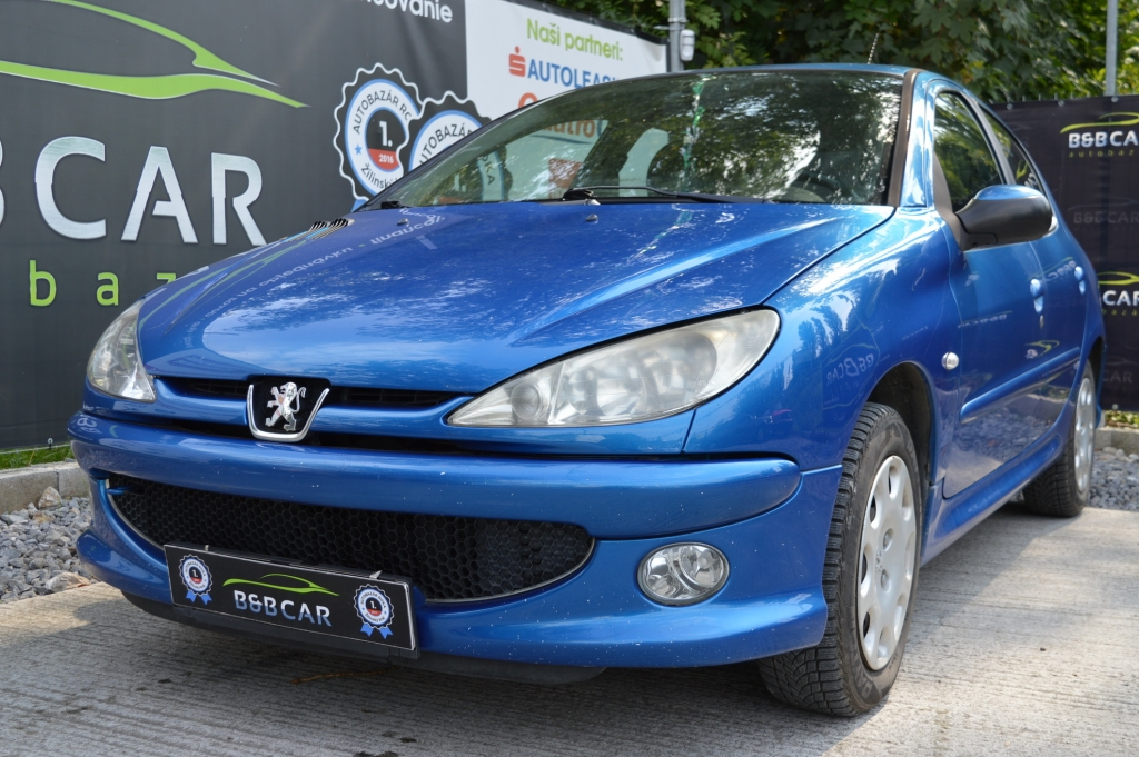 Peugeot 206 1.4 HDI 50kW