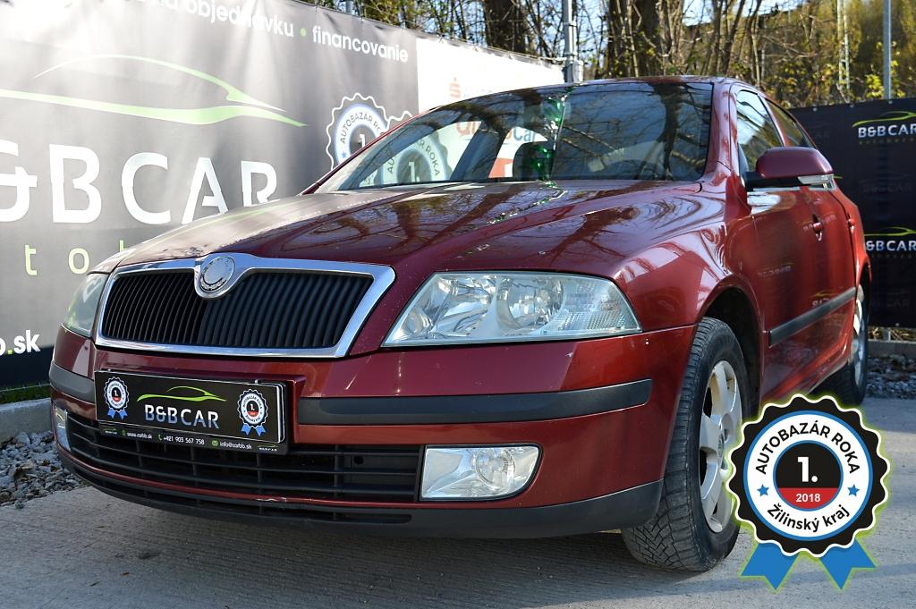 Škoda Octavia 1.9TDI 77kW