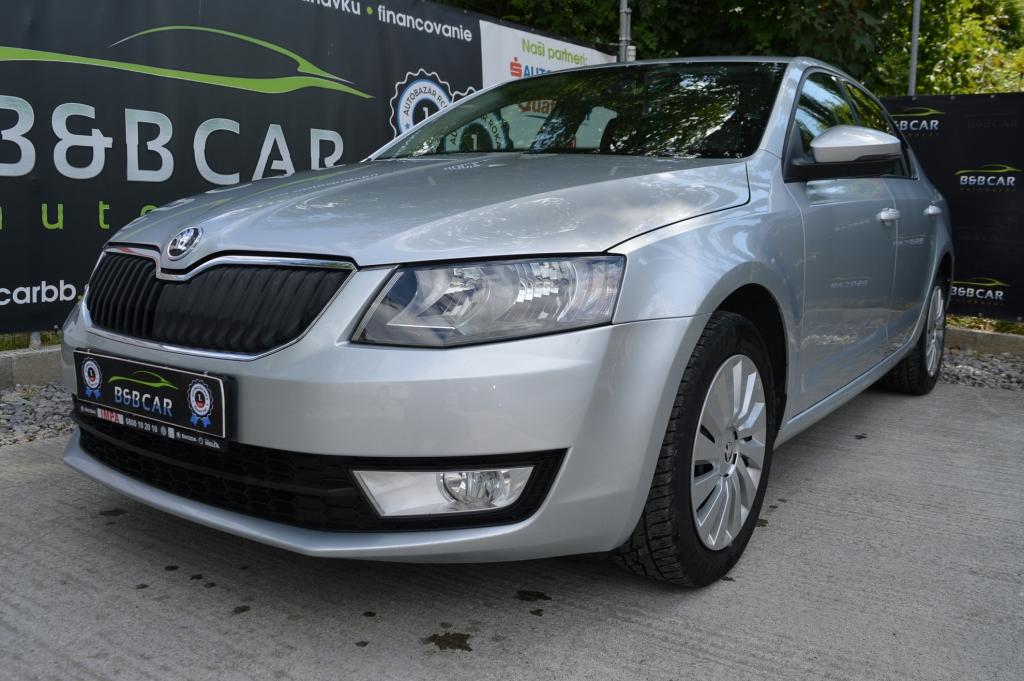 Škoda Octavia 1.6 TDI 66 kW ACTIVE