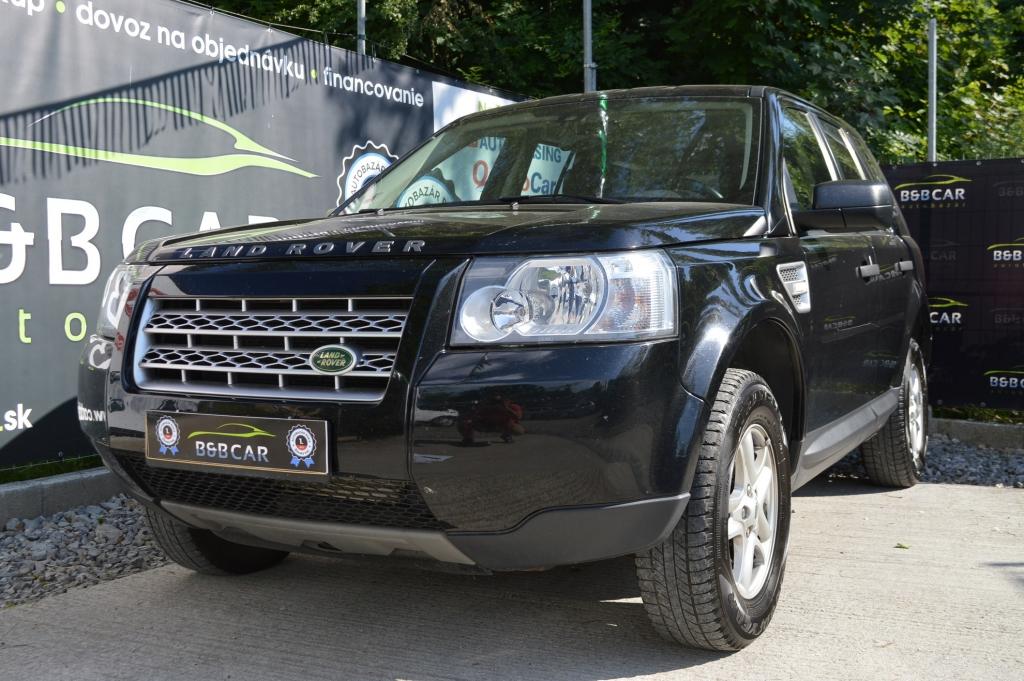 Land Rover Freelander 2 2.2 TD4 112 kW
