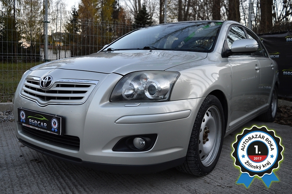 Toyota Avensis 2.2L D-4D BUSINESS