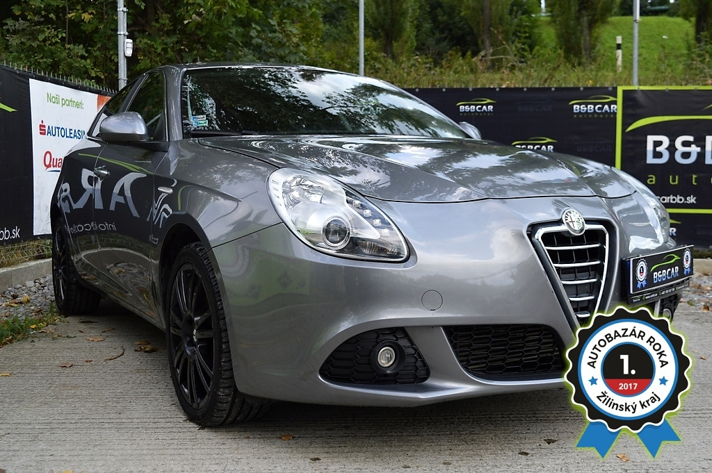 Alfa Romeo Giulietta 1.6 JTD Distinctive