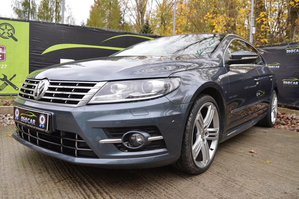 Volkswagen CC 2.0 TDI 177k BlueMotion R-Line