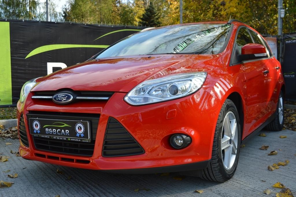 Ford Focus 1.6 TDCi DPF Sport