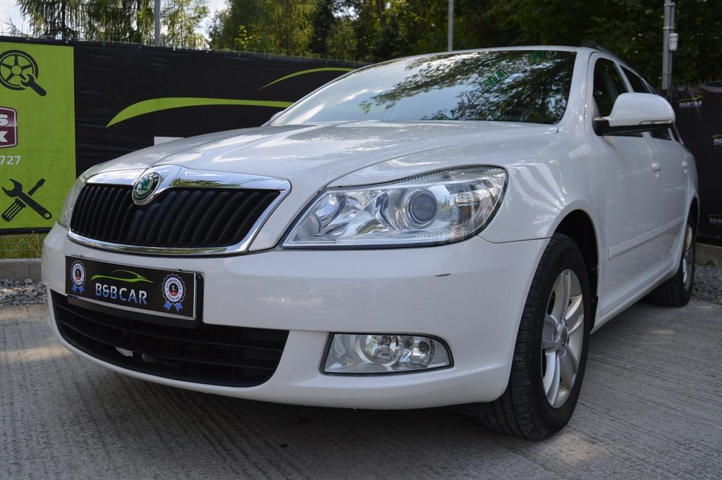 Škoda Octavia Combi II 1.6 TDI CR DPF Ambition DSG