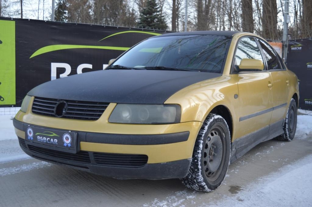 Volkswagen Passat 1.8 5V turbo Comfortline