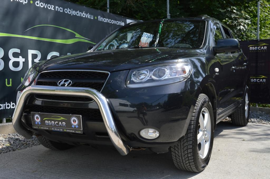 Hyundai Santa Fe 2.2 CRDi 114kW