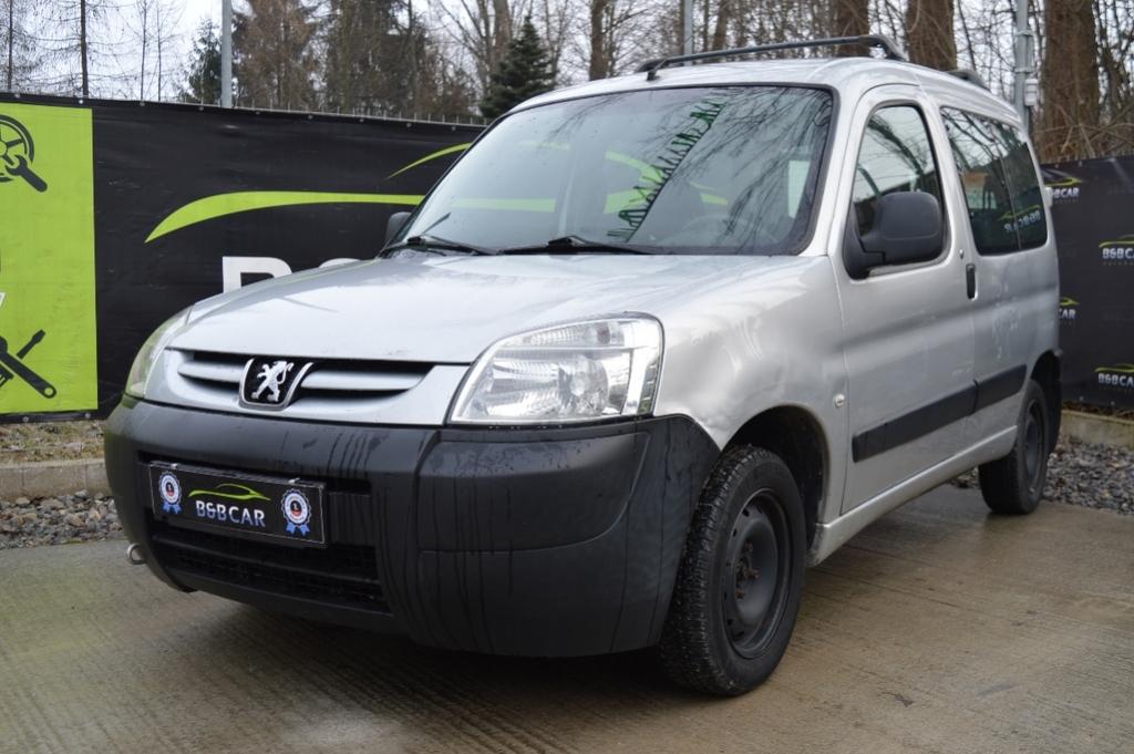 Peugeot Partner 1.4i 55kW