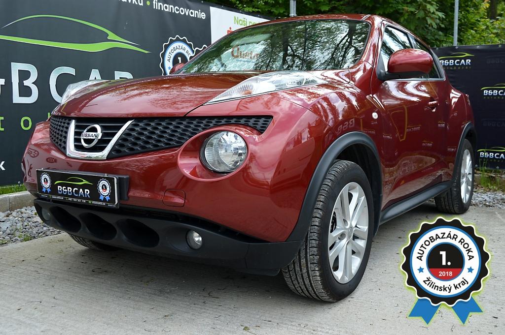 Nissan Juke 1.6i 86 kW