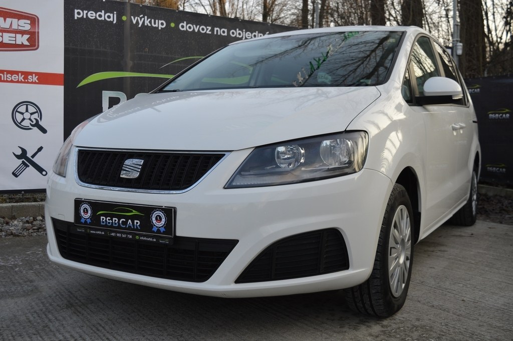 Seat Alhambra 2.0 TDI CR DPF Reference