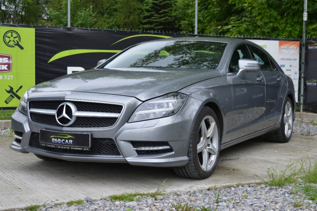 Mercedes CLS 250 CDI BlueEfficiency