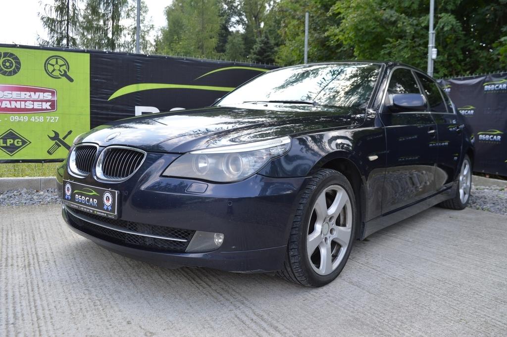 BMW rad 5 530D XDRIVE