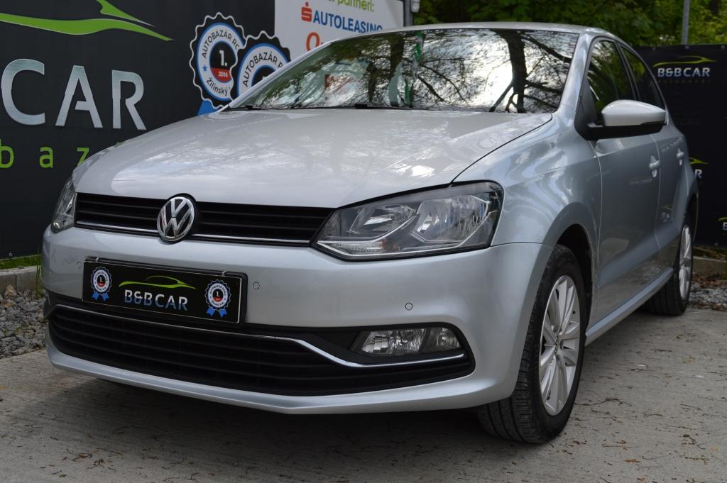 Volkswagen Polo 1.0i 55kW