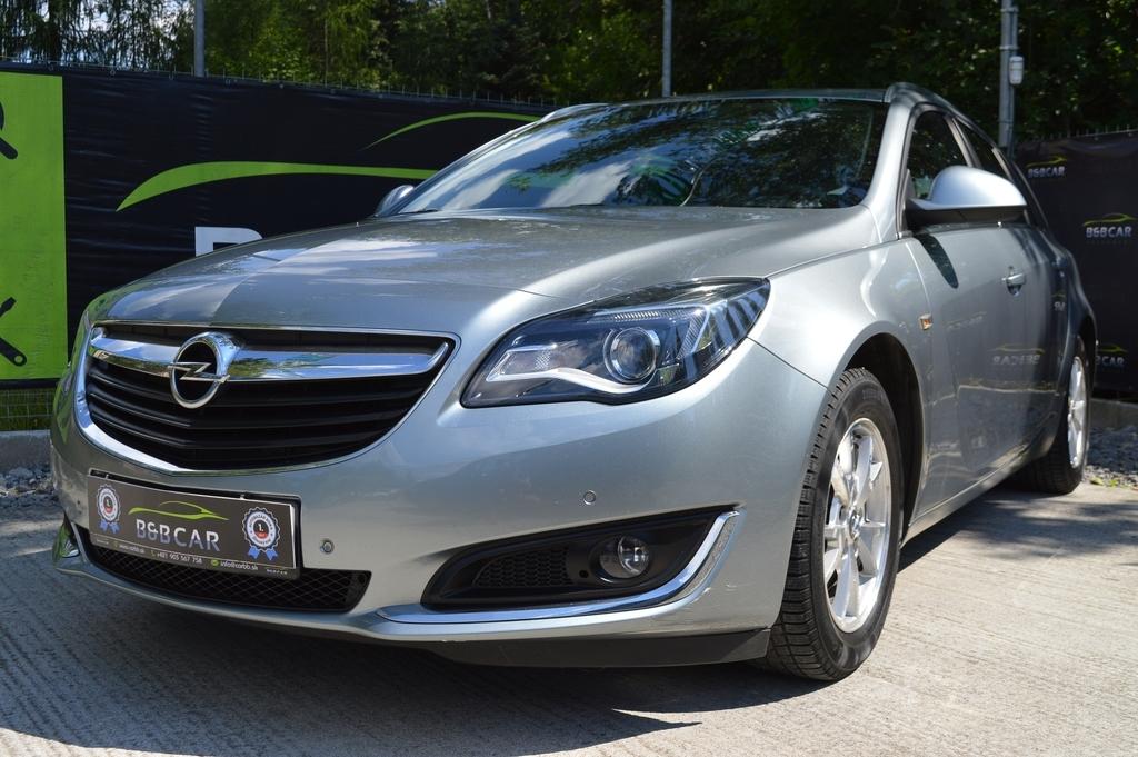 Opel Insignia ST 2.0 CDTi 103kW COSMO