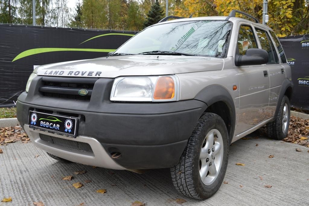 Land Rover Freelander 2.0 DI   71 kW