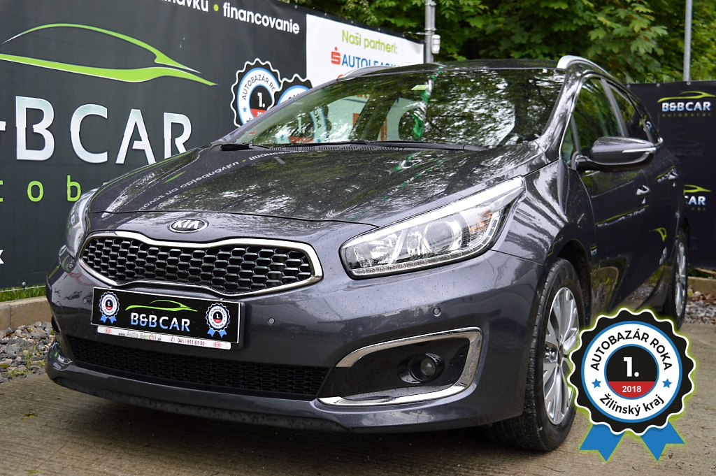 KIA Cee'd Sporty Wagon 1.6 CRDi 100kW