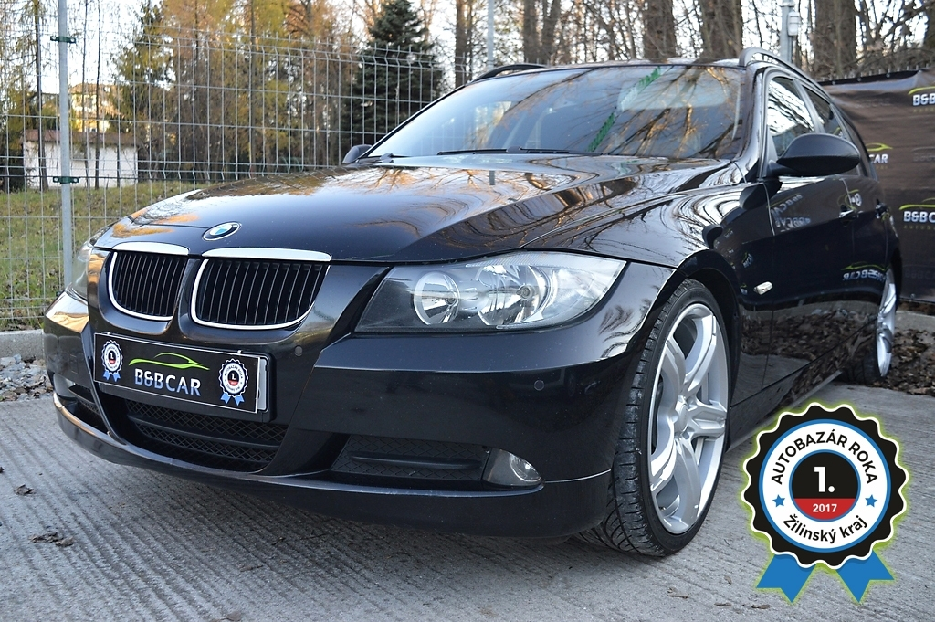 BMW rad 3 Touring 2.0d  130 kW