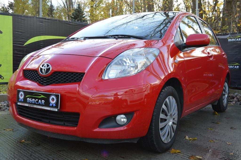 Toyota Yaris 1.33I Dual VVT-i Dream