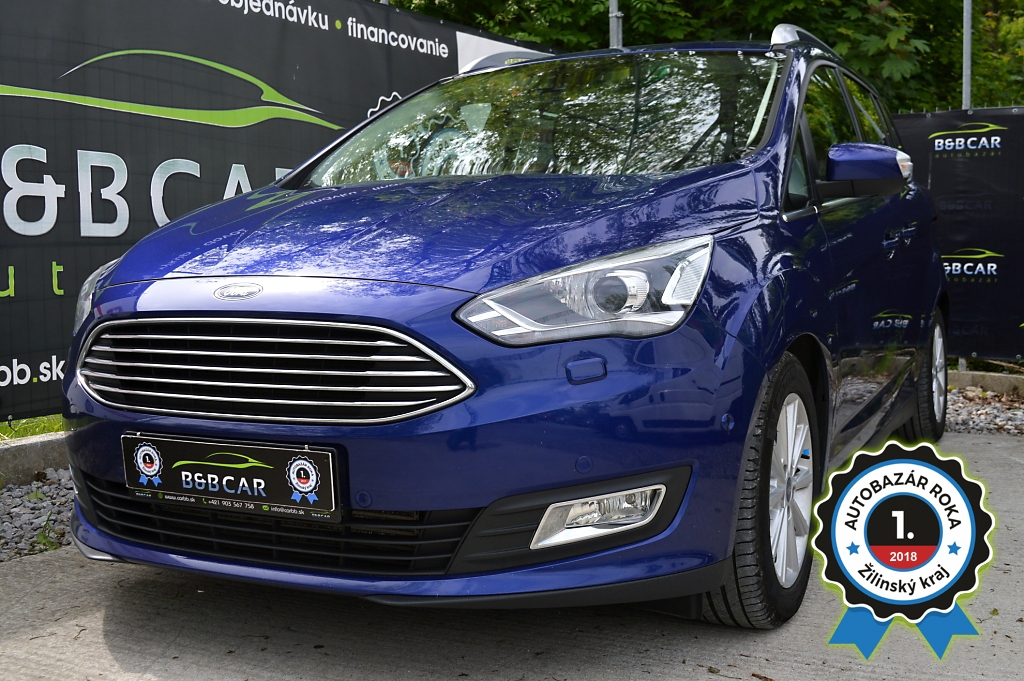 Ford Grand C-Max 2.0 TDCi 110kW
