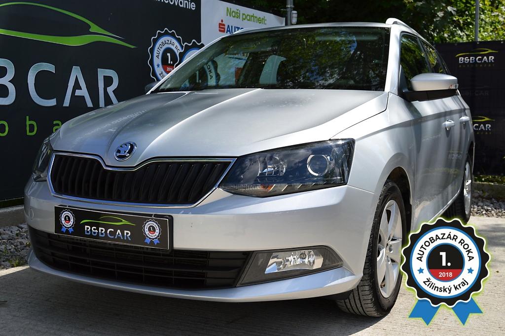 Škoda Fabia Combi 1.0  MPI Ambition
