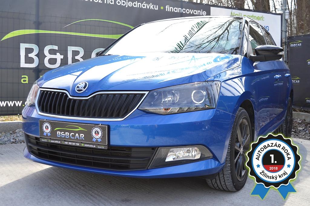 Škoda Fabia 1.2TSI 66kW
