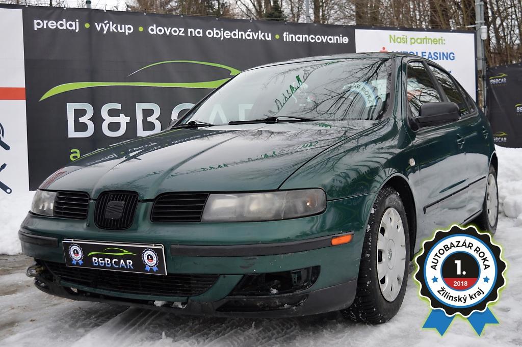 Seat Leon 1.4i 16V Stella