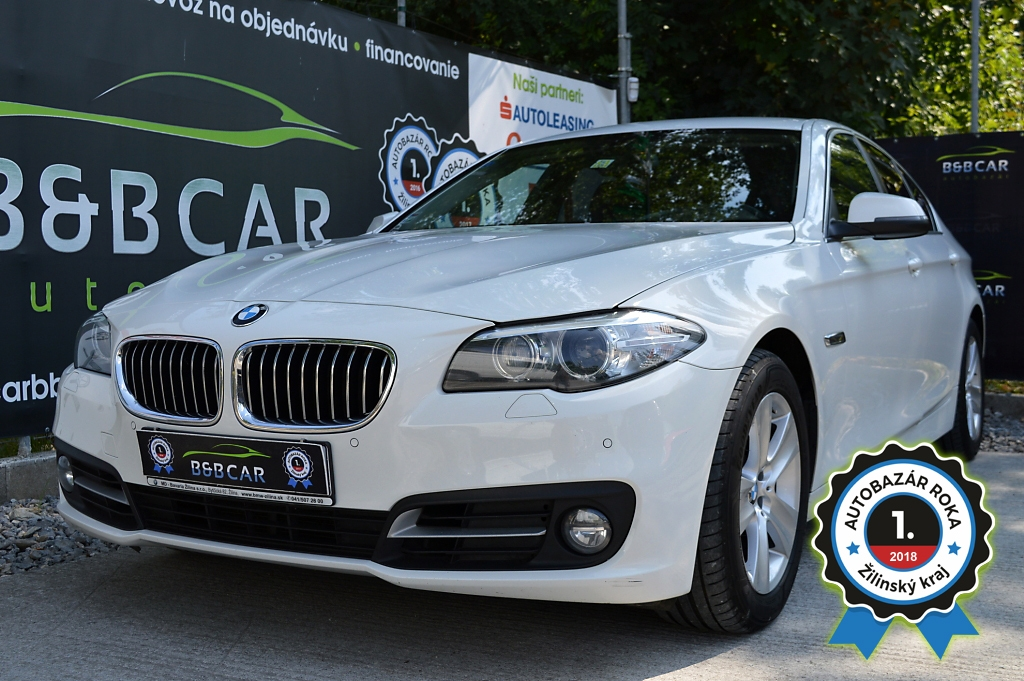 BMW rad 5 530d 190kW xDrive