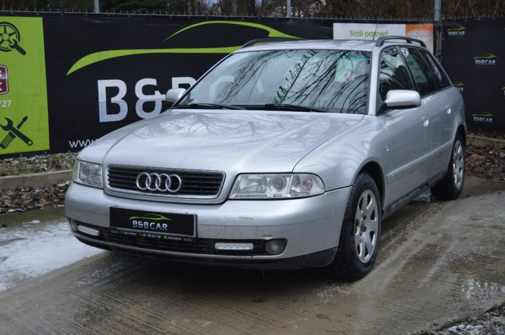 Audi A4 Avant 1.9 TDI 85kW