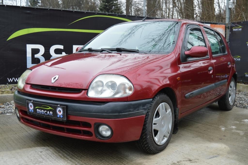 Renault Clio II 1.9 dTi RN