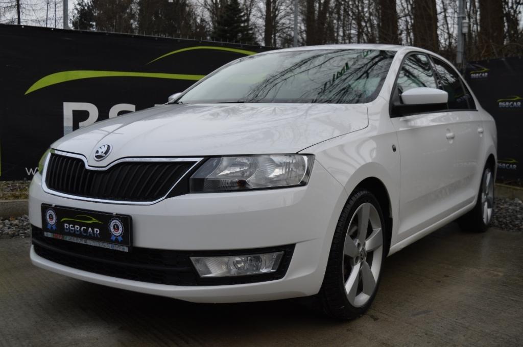 Škoda Rapid 1.6 TDI Elegance