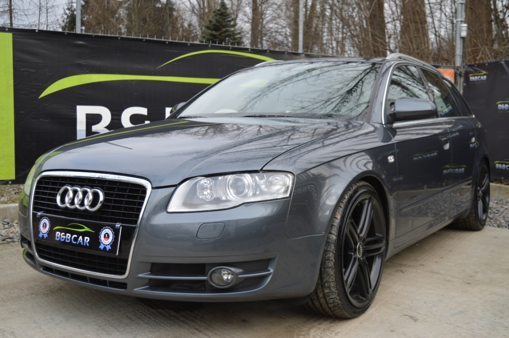 Audi A4 Avant 3.0 TDI V6 Premium style Quattro Tiptronic DPF