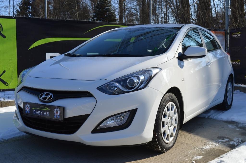 Hyundai i30 1.4i MPI DOHC CVVT Comfort
