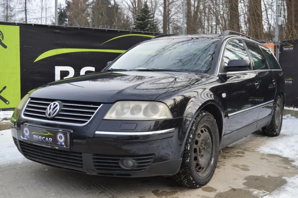 Volkswagen Passat Variant 2.5 TDI Comfortline Tiptronic 4-Motion