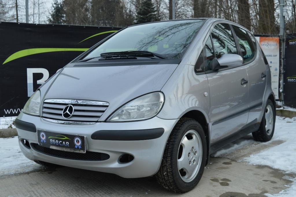 Mercedes A trieda 170 CDI Avantgarde